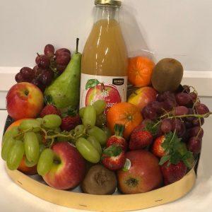 Fruitmand middel